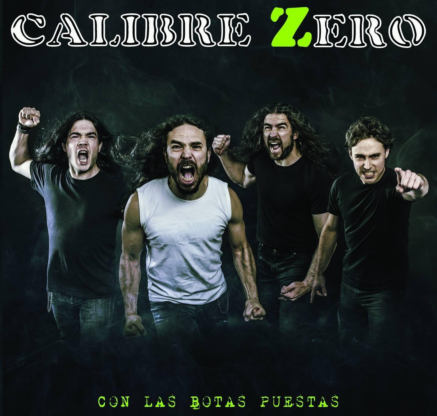 Track List Y Portada De Lo Nuevo De Calibre Zero