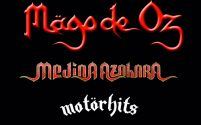 MÄGO DE OZ, MEDINA AZAHARA y MOTÖRHITS actuarán el próximo domingo 5 de octubre en Zaragoza