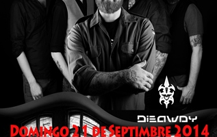Stonewall Noise Orchesta - 21 Sept. en Madrid