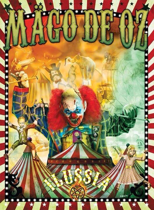 Ilussia – Mägo de Oz