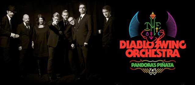 Diablo Swing Orchestra en México