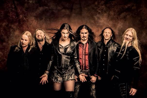 """Élan"" Primer single del nuevo disco de Nightwish"