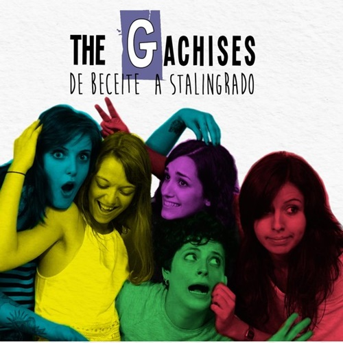 The Gachises últiman nuevo disco