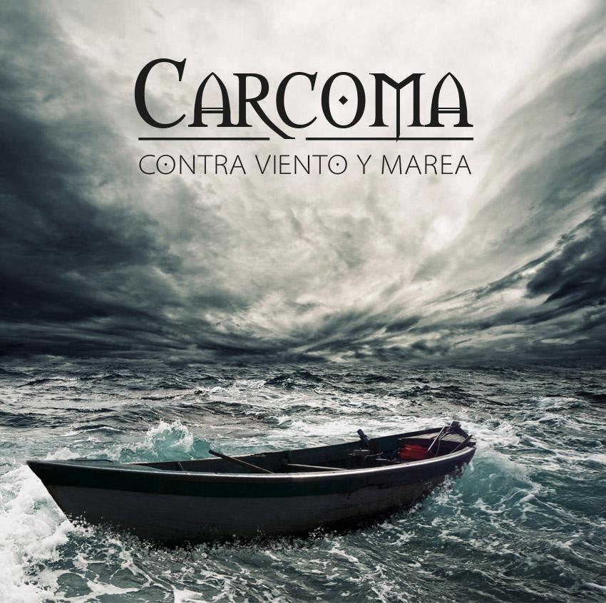 """""""Contra Viento y Marea"""", lo nuevo de Carcoma, ya en Spotify."""