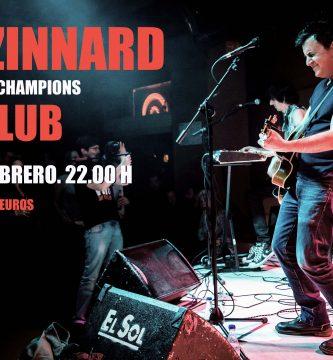 Concierto Paul Zinnard Valencia