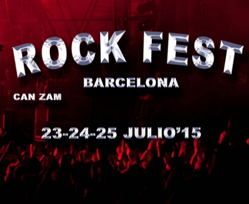 DREAM THEATER, ARCH ENEMY Y RIOT confirmados en el ROCK FEST BCN