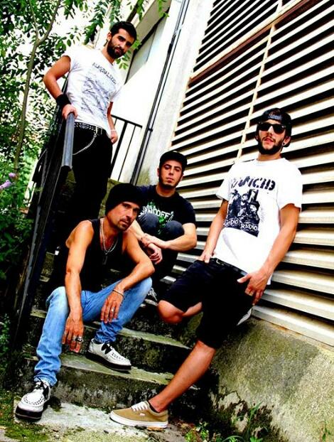 Nuevo trabajo de INOX (banda paralela a Vómito), un single de dos temas planchados en vinilo