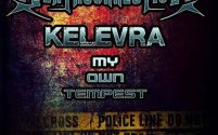 DEATHSURRECTION + KELEVRA + MY OWN TEMPEST EN SEVILLA