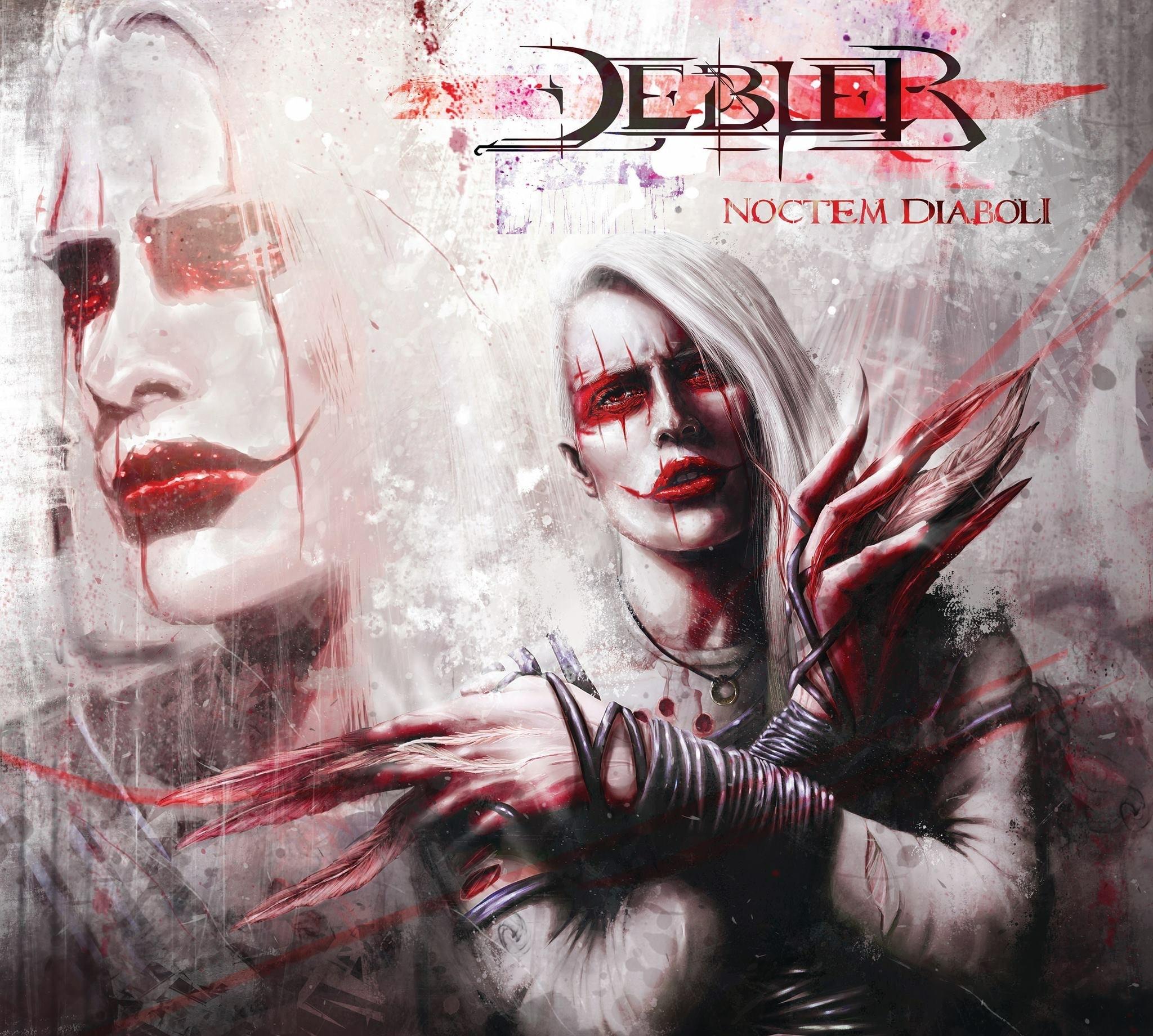 Debler presenta portada de su nuevo disco
