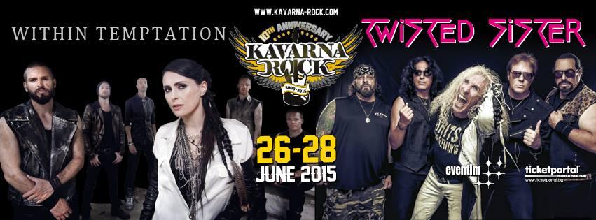 Kavarna rock celebra su 10 años