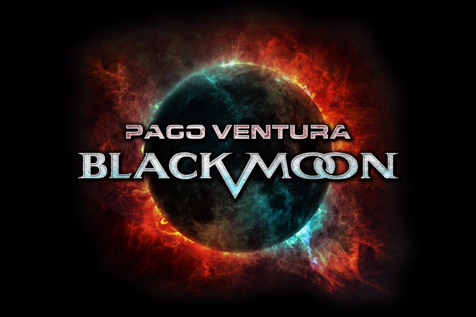 """Paco Ventura dispuesto a conquistar el mundo con """"Black Moon"""""""