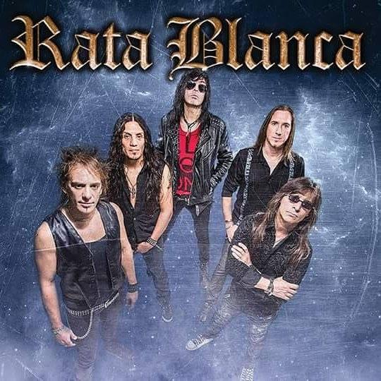 Rata blanca presenta tormenta el ctrica im sica rock for Blanca romero grupo musical