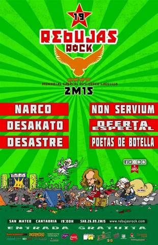 Rebujas Rock 2015