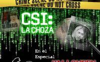 Rock y crímenes sin resolver en CSI: La Choza