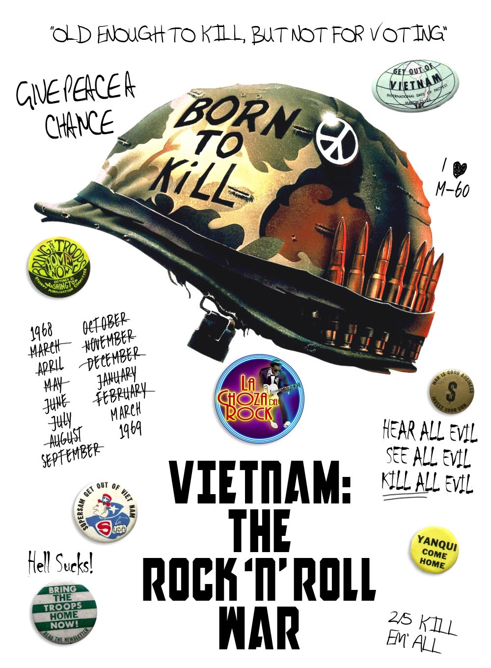 Vietnam: The Rock 'n' Roll War
