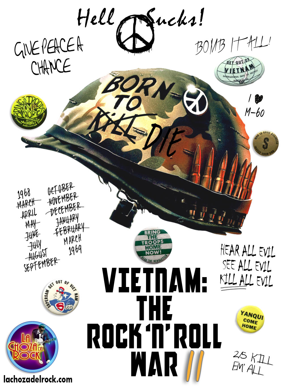Vietnam: The Rock 'n' Roll War parte II