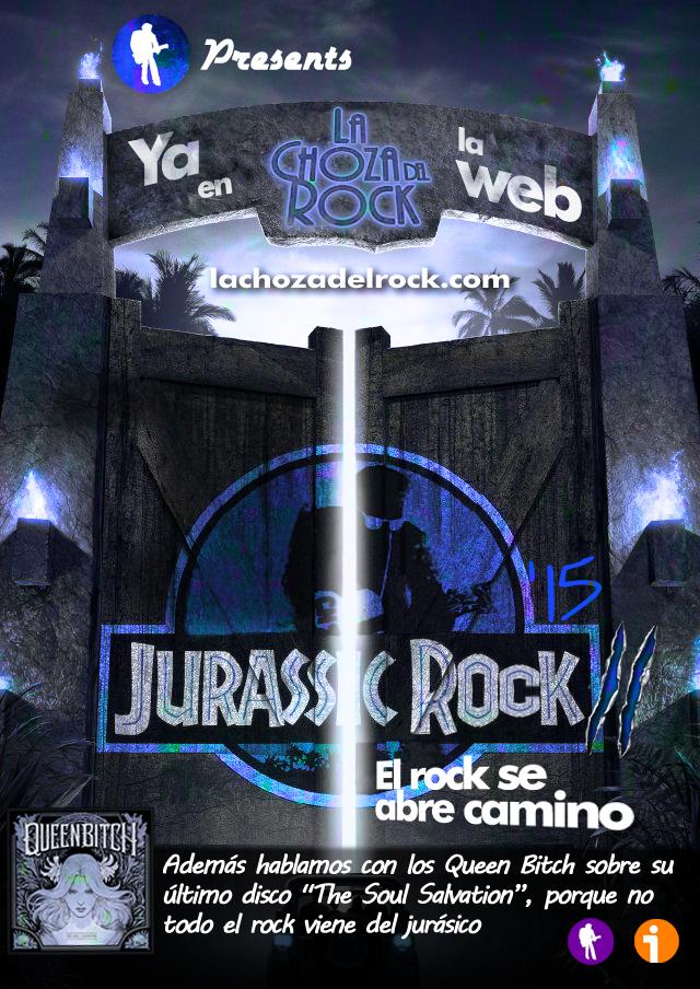 El rock se abre camino en Jurassic Rock '15 II