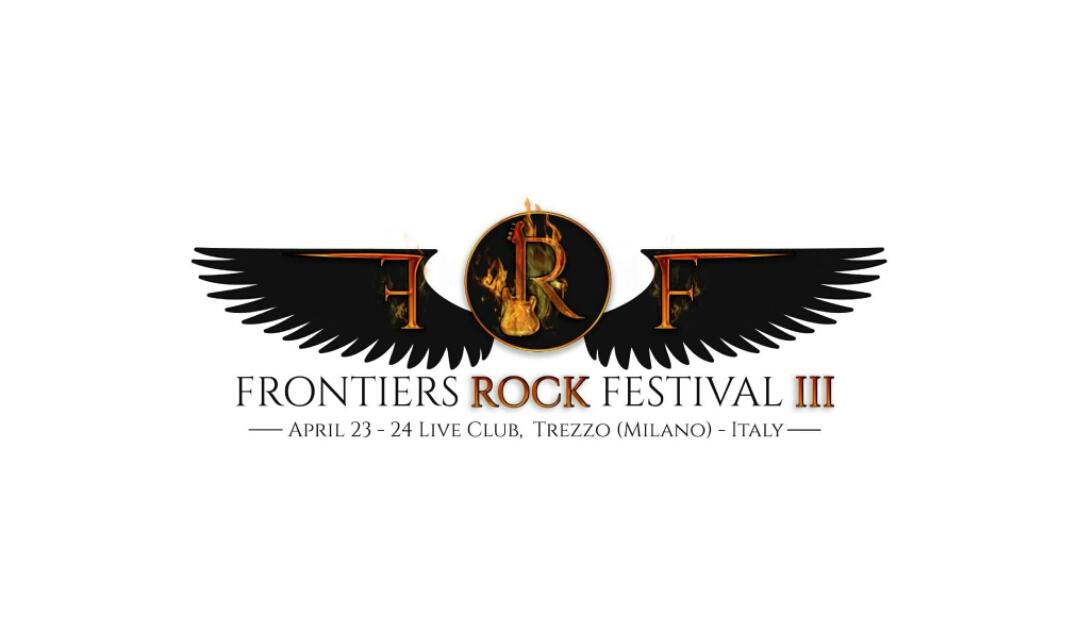 El FRONTIERS ROCK FESTIVAL anuncia los dos cabeza de cartel