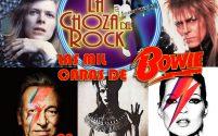 La cara oculta de David Bowie en la Choza del Rock