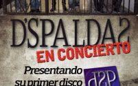 Los D'SPALDAS presentan su debut discográfico el 30 de enero en Madrid