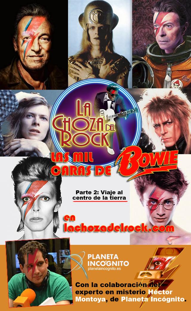 La cara oculta de David Bowie (parte 2) en la Choza