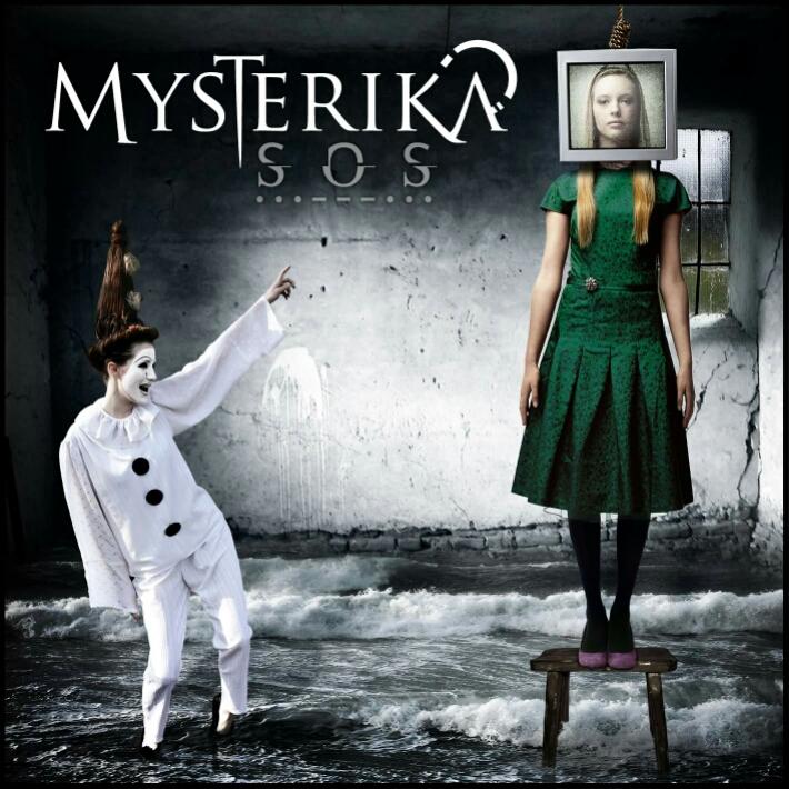 """MYSTERIKA lanza su segundo disco de estudio """"SOS"""""""