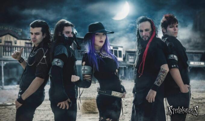 SynlakrosS revela nueva imagen y la portada de su segundo álbum