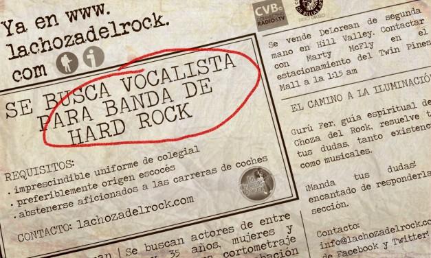 """¡Apúntate al """"Got Talent"""" de la Choza del Rock!"""