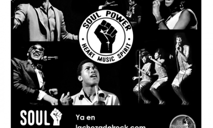 Soul Power en la Choza del Rock