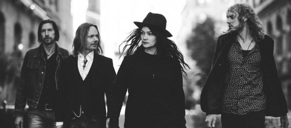 El blues rock setentero de los suecos THE BLACK MARBLES conquistará Cangas
