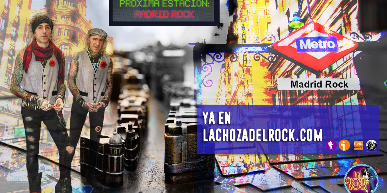 San Isidro en la Choza: Madrid Rock