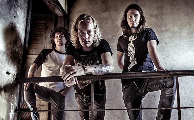 Black-Bone realizarán cuatro fechas durante su primera gira española