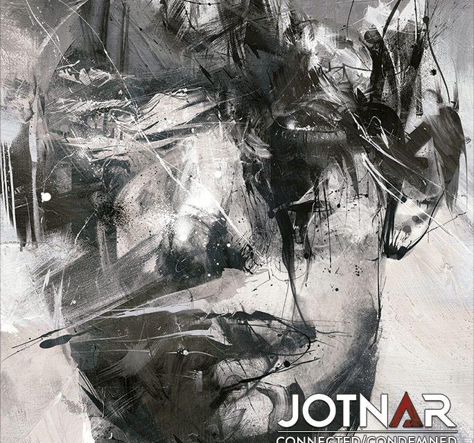 JOTNAR desvelan portada y tracklist