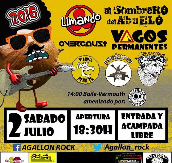 Agallón Rock 2016