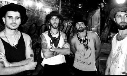 """THE ZALCHICHOS presenta su primer disco oficial """"Canallas"""""""