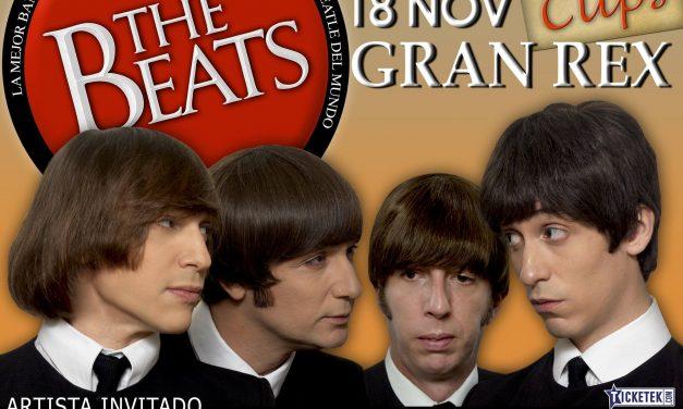 """The Beats presenta su nuevo show: """"Clips"""" el 18 de noviembre en el Gran Rex"""