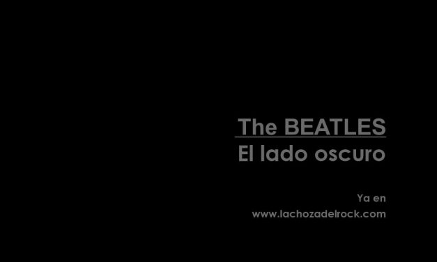 The Beatles Black Album en la Choza